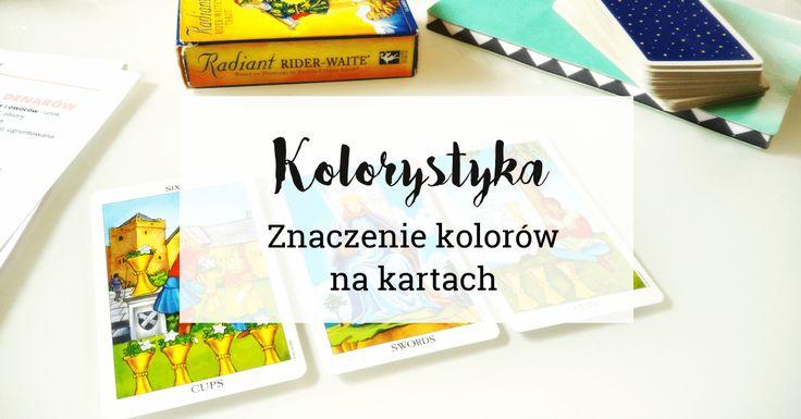 To nie jest trudne. Przeczytaj praktyczny przewodnik dla początkujących. Sekretny język kolorów na kartach tarota. To każdy powinien wiedzieć.
