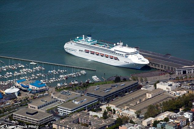 Carnival Cruse Lines pictured already offer the wifi service which will be rolled across their 10 ships