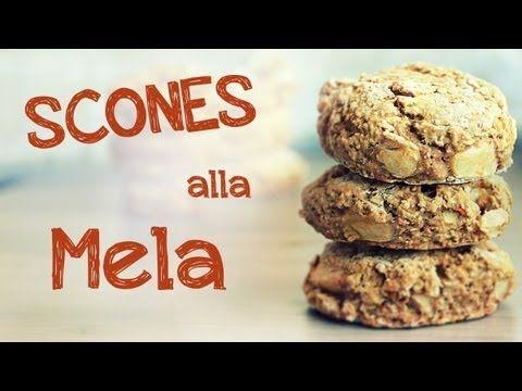 Buonissimi biscotti vegani, per chi non vuole rinunciare al dolce ma odia i sensi di colpa. Vi stupiranno!  #scones #sconesvegani #veganscones #biscottiallamela #dolcettivegani #dolcisani #dolcinaturali #mangiarsano