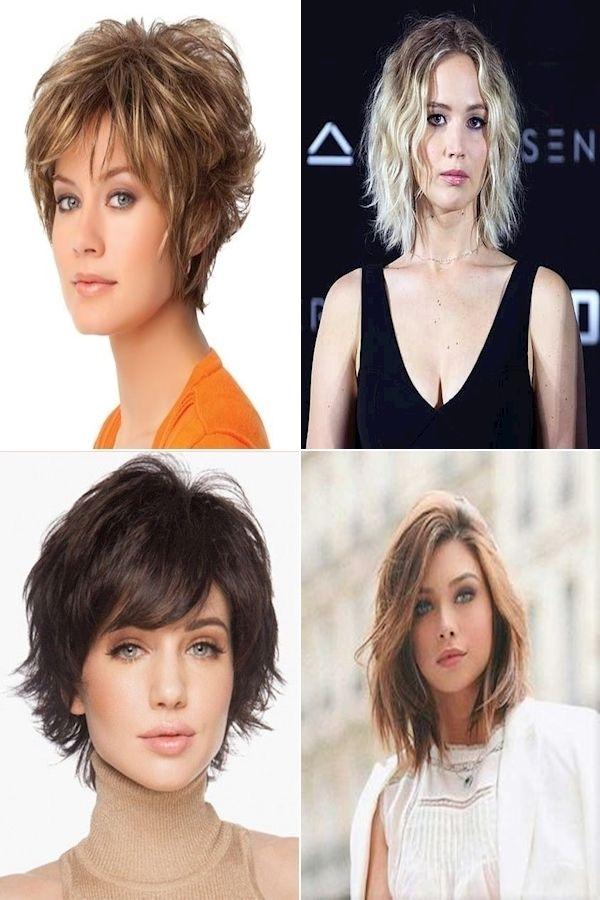 Ladies Short Hairstyles 2016 Long Hairstyles New Hair Style Short In 2020 Short Hair Styles Hair Styles Hair Styles 2016