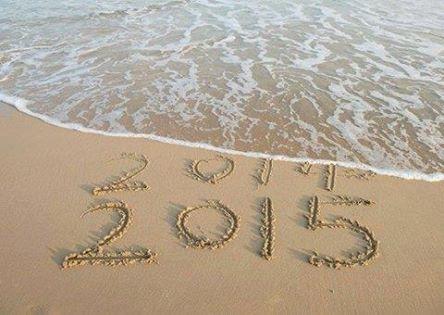 Hello to 2015!