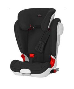 Britax KIDFIX II XP SICT Highback Booster Seat - Cosmos Black. 4-12 years approx. http://www.parentideal.co.uk/mothercare---car-seat.html