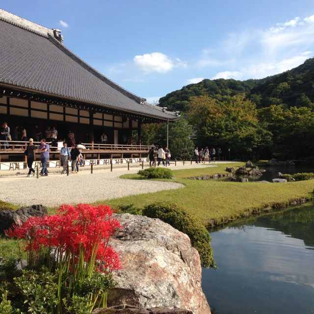 大本山 天龍寺 (Tenryu-ji Temple) in 京都府