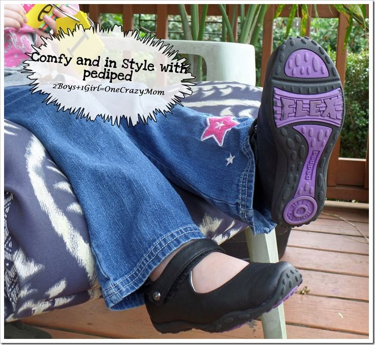 Your little one can be comfy and in style with pediped shoes #Review #Giveaway