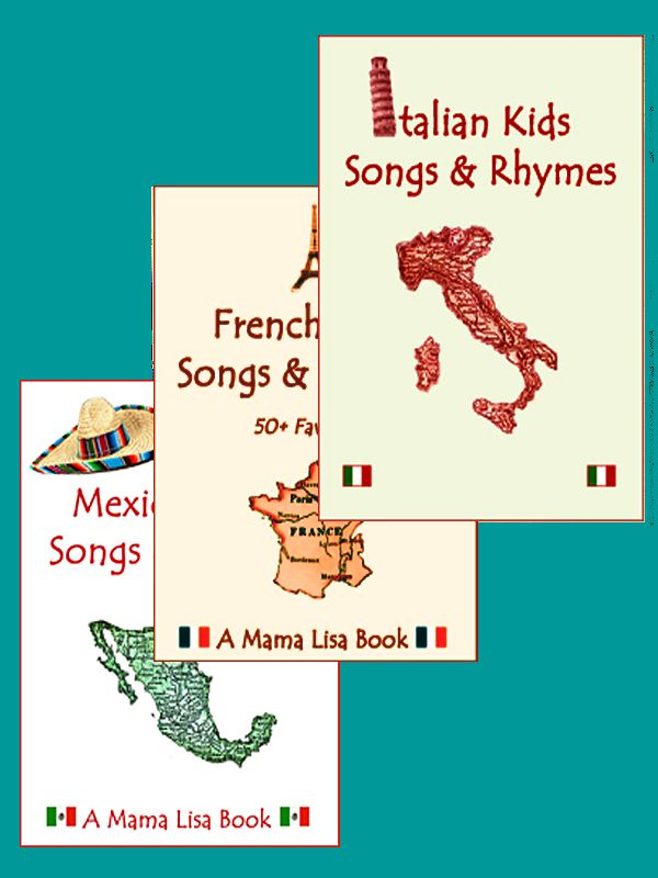 Lots of fun songs for children
