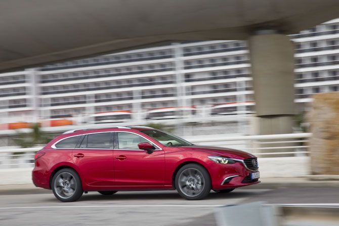 Mazda 6 Wagon is a really tremendous car for its price.