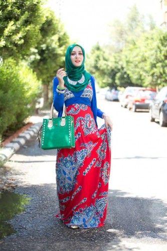 hijab maxi dress 13