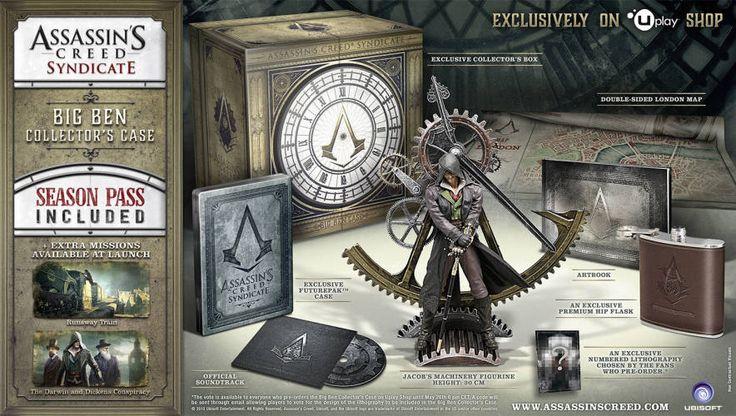 Cerinţele oficiale de sistem pentru Assassin's Creed Syndicate Cu toate că jocul este disponibil pentru console, majoritatea gamerilor aşteaptă o versiune a acestuia şi pentru PC, însă fără a şti care sun... http://touchnews.ro/cerintele-oficiale-de-sistem-pentru-assassins-creed-syndicate/15110
