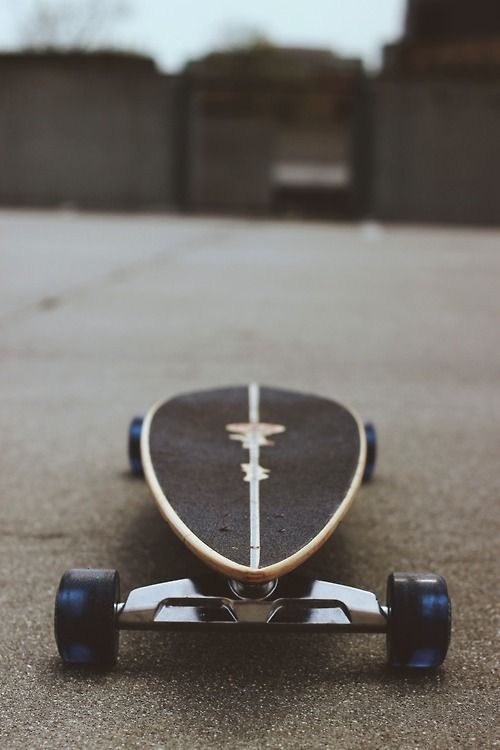 The Original Skateboards Pintail 40. Cruise your days away in style.