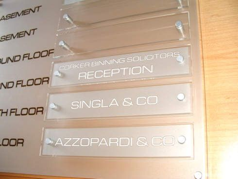 Signage Office Signs And Signs On Pinterest