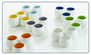 Ditte Fischer tealight candle holders <3