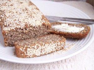 Almond Flax Bread (Grain Free)