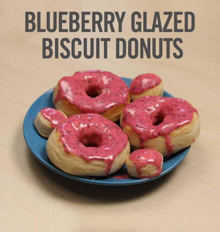 If you love donuts (and who doesn't?) here's a simple recipe hack to make your own at home in 15 minutes or less! Break open a tube of biscuit dough, punch out the holes, whip up some homemade glaze — don't worry, it's only 3 ingredients — bake, top, and enjoy!