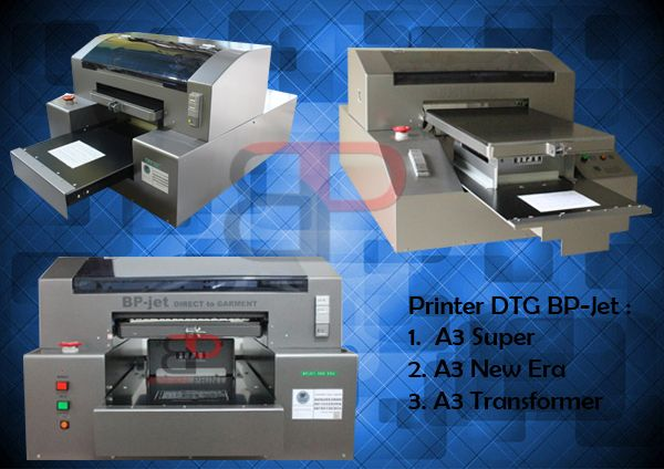 Printer DTG BP-Jet: http://hargajualmesinsablonkaosterbaik.blogspot.co.id/2016/01/harga-jual-mesin-sablon-kaos-terbaik.html