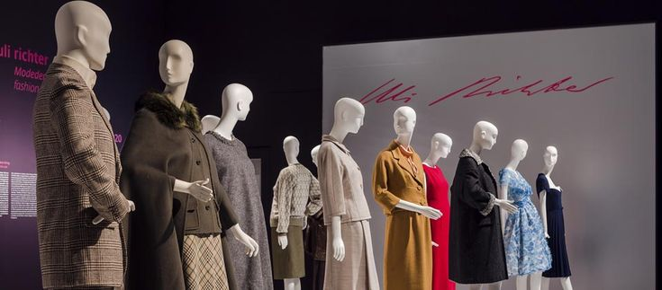 Zum 90. Geburtstag des Berliner Modedesigners und Hochschullehrers Uli Richter präsentiert das Kunstgewerbemuseum Höhepunkte seines Schaffens.