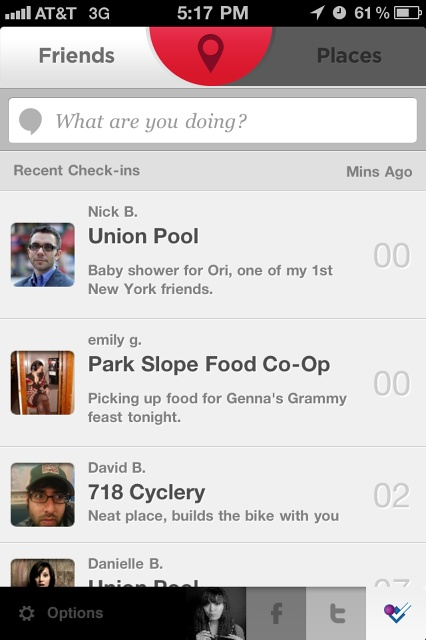 #Ui #Iphone inspiration from http://mobile-patterns.com/