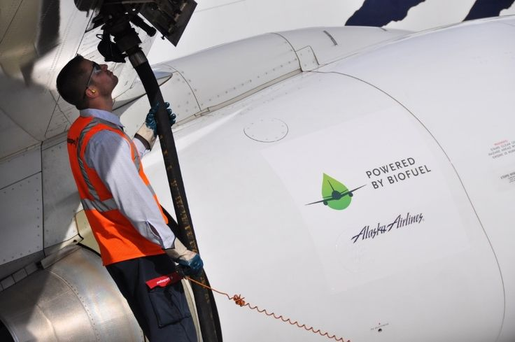 SeaTac aims to be national leader in jet biofuels, announces study with Richard Branson's nonprofit