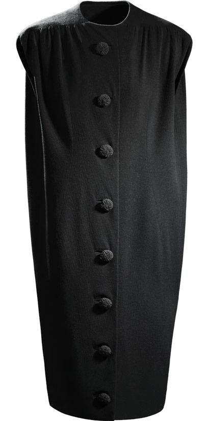 1957 balenciaga sack dress