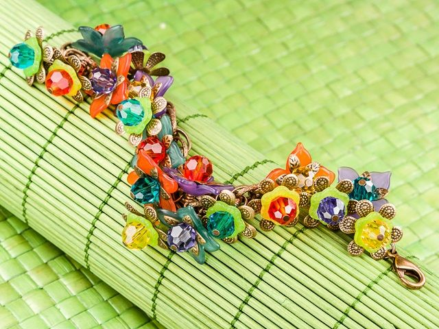 Pocket Full of Posies Bracelet