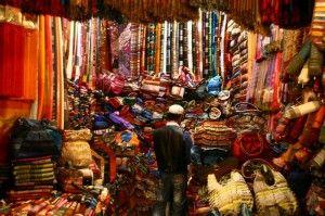 Marrakech stall