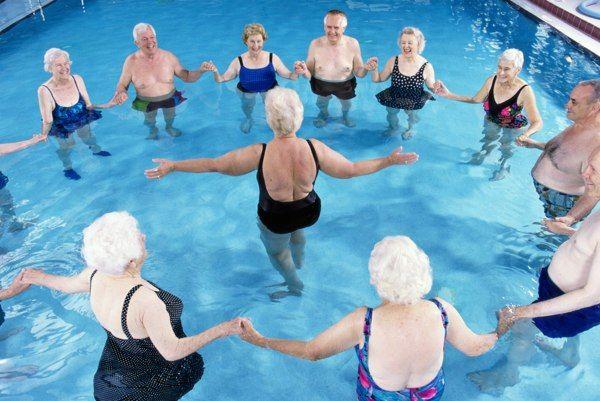 Benefits of Water Aerobics Aquarobics, Oefeningen, Beweging
