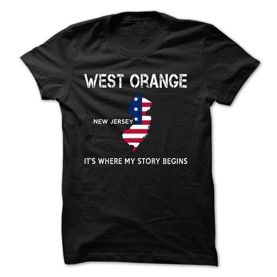 WEST ORANGE LOVE X2 T-Shirt Hoodie Sweatshirts aiu. Check price ==► http://graphictshirts.xyz/?p=94200