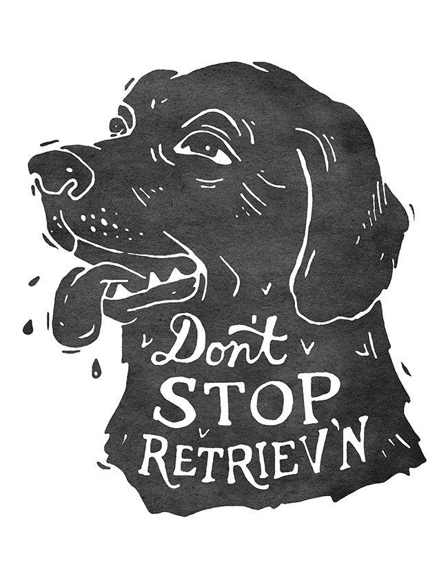@ghazdovac Dont stop retriev'n