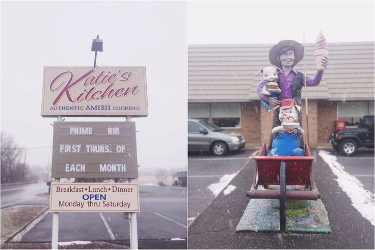 Katie's Kitchen | Authentic Amish Cooking | Ronks, PA