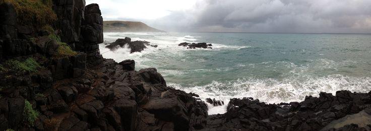 #transkei #paradise #coast #beach #iphonephotos  #holeinthewall & #coffeebay  Photographer Amanda Burmeister