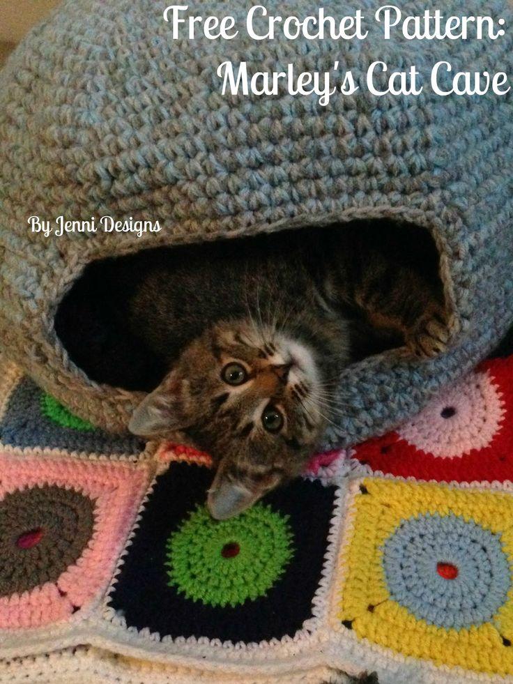 Free Crochet Pattern Cat Nest : 12 best ideas about Crochet DIY on Pinterest Free ...