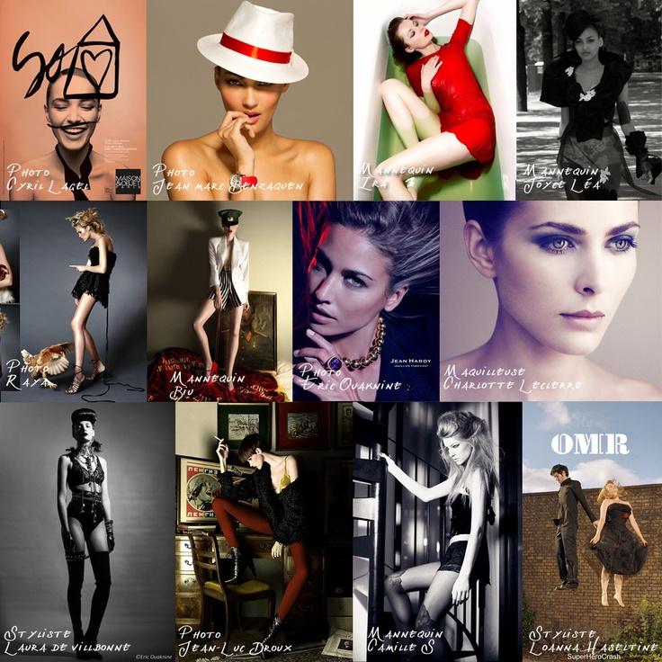 Besoin de photographe, mannequin, stylite, maquilleur... découvrez leur travail respectif et n'hésite pas à les booker pour cela il vous suffi de cliquez sur leur lien ci dessous.   www.chicbook.com