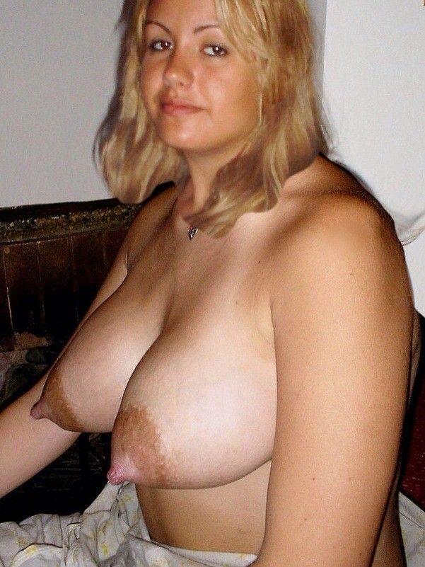 Kvinder Med Mærkelige Brystvorter