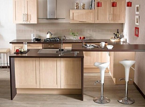 Very Small Kitchen Design Ideas