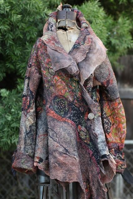 Studio 907 coat. Beautiful details
