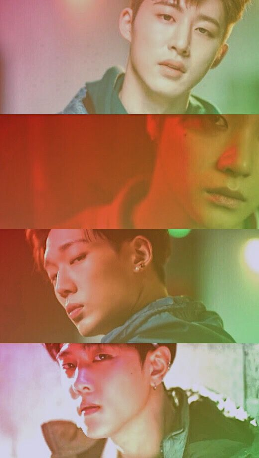jinhwan ikon love scenario