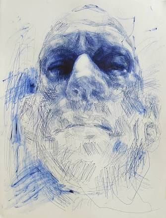 rick amor drawing prize - Andy Quilty.