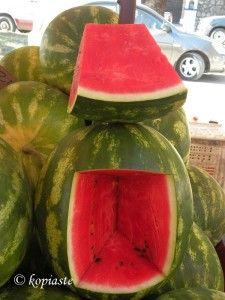 Watermelon (karpouzi)
