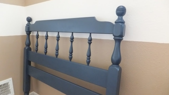 How to paint Brian's old wooden bunk bed