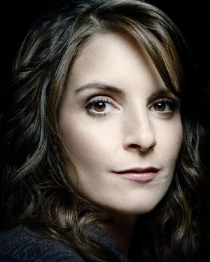 Tina Fey. One of the coolest women I know. Well, technically, I don't know her. Technicalities people.