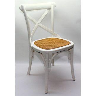 House Additions Santa Cruz Cane Dining Chair | Wayfair UK