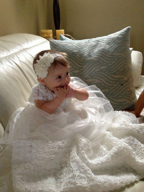 19 best Lil girl dress images on Pinterest | Christening dresses ...