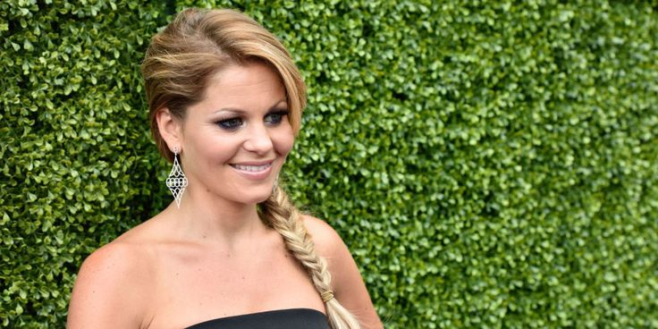 1000 Ideas About Candace Cameron Wedding On Pinterest
