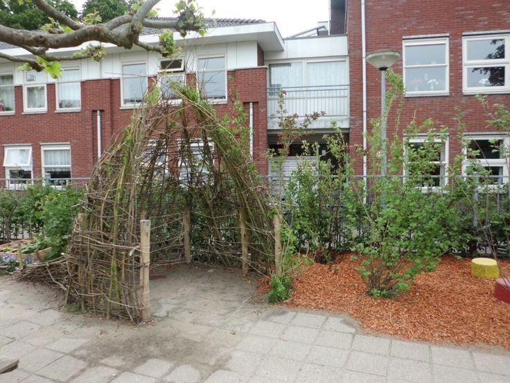 Lang leve het groene schoolplein! | Klas van juf Linda