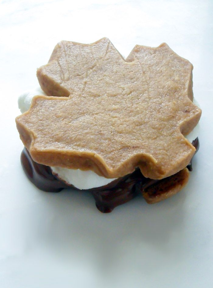 Homemade s'more cookie recipe | Pour Some Sugar on Me | Pinterest
