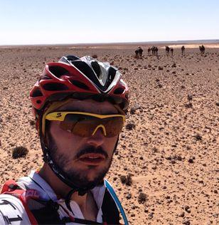 Antonio Lledó nos cuenta su experiencia en la Titan Desert en nuestro blog http://www.uptuvida.com/