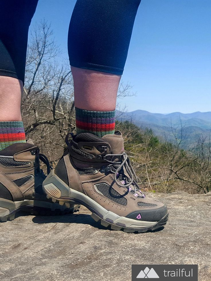 Vasque Breeze 2.0 GTX hiking boot review: a fantastic, lightweight, waterproof hiking boot for the South