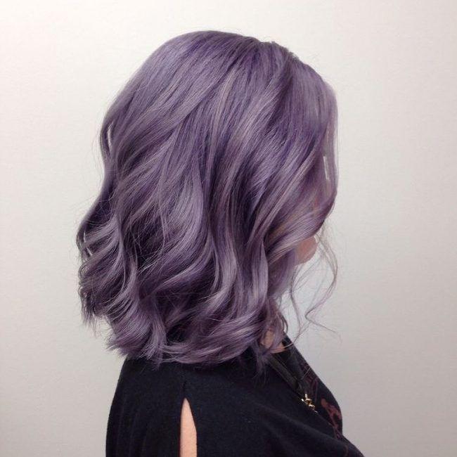 Top 10 Pastel Purple Hair Color Ideas   New Hair Color Ideas
