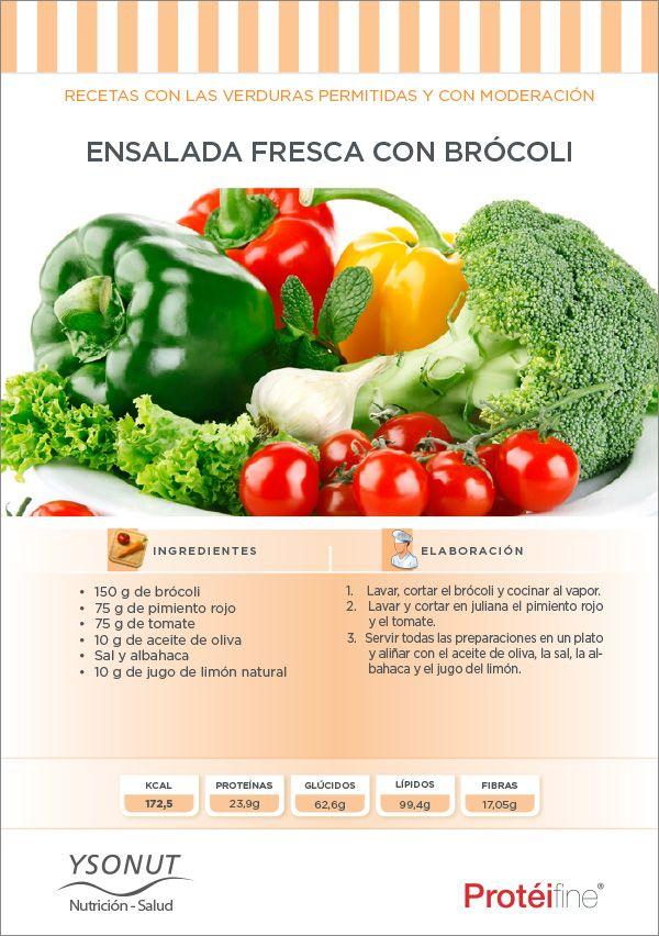 Sin duda no hay nada mejor que empezar la semana ligeramente y comiendo bien. Nos acercamos para proponerte una receta fresca, variada y colorida donde el ingrediente principal es el brocoli.