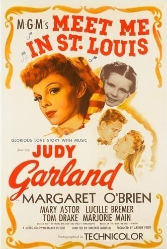 I never liked musicals too much...but I did love Judy Garland and this was a sweet movie.