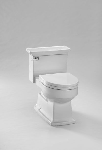 Toto Lloyd Elongated Toilet 16 GPF ADA MS934214SF 86820